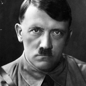 Adolf Hitler, founder of the Nazis of war