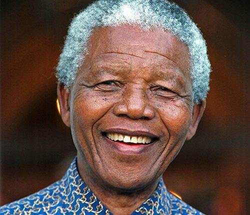 Nelson Mandela-ss