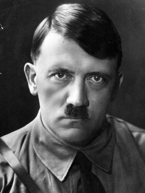 Adolf Hitler, founder of the Nazis of war